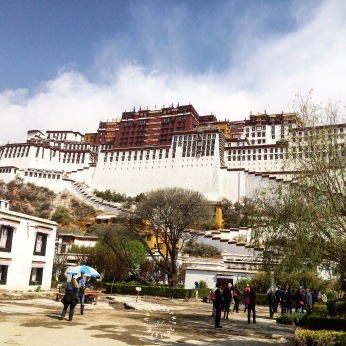 Winter Palace,Tibet