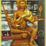 Temple District Bangkok